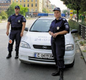 Bulgarije Politie